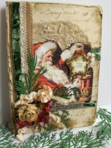 G45 Santa card for Jill 11-16